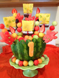 Centerpieces Birthday Tables Ideas by Best 25 Spongebob Party Ideas Ideas On Pinterest Sponge Bob