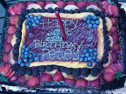 petey u0027s homemade first birthday cake inhabitots