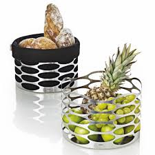modern fruit basket embrace modern fruit basket designer fruit bowl steel