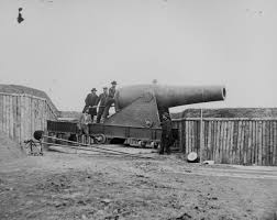 french 75 gun civil war cannon history types artillery field guns cannons