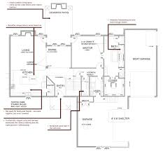 Outdoor Living Floor Plans by Mandy And Todd U0027s Flexible Custom Home Turner U0026 Son Homes