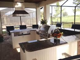 Kitchen Area Design Elite Outdoor Kitchens Design Service Area