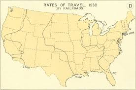 map usa in 1800 how fast could you travel across the u s in the 1800s mnn
