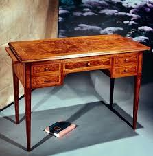 scrivania stile impero produzione mobili in stile m i a mobili intarsiati artistici