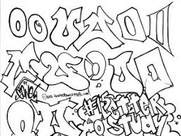 how to draw letter o in graffiti letters