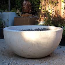 Concrete Fire Pit by Cast Concrete Fire Pit Concrete Fire Pit And The Materials