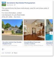 facebook advertising u2022 sacramento real estate photographers