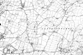 Map Of Ne File Map Of Anglesey Os Map Name 012 Ne Ordnance Survey 1888