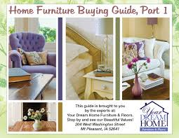furniture buyers guide part 1 by your dream home furniture