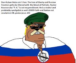 Free Meme - don kuban union ain t free kaiserreich