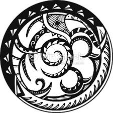 ornaments in the style of the maori vector thinkstock