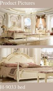 King Size Bed Hotel Royal Style Hand Carving King Size Hotel Bedroom Furniture Bed