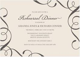 free dinner invitation templates for word themesflip com