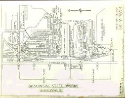 Chicago Wisconsin Map by History And Demographincs