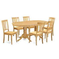 Dining Room Furniture Oak Wonderful Set Of 6 Dining Room Chairs New Mission Oak Home Living