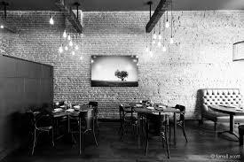 modern rustic restaurant design for morgan u0027s on main u2013 monley