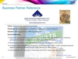 Zoo Increases Sales And Enhances Ibm Software Business Partner Guide Ppt