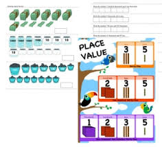 free place value worksheets not boring edhelper com