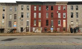 Row Houses Salvaging Materials From Old Rowhouses Baltimore Sun