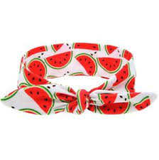 fruit headband 6pcs kids girl baby toddler fresh fruit headband rabbit ears hair