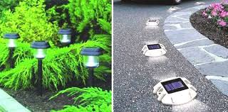 Solar Powered Landscaping Lights 30 Amazing Solar Powered Garden Lights Opinion Solar Power Garden