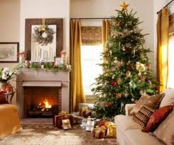 christmas decorated living room aecagra org
