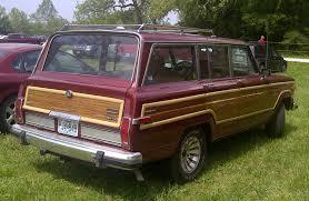 1988 jeep wagoneer cc capsule 1983 85 jeep grand wagoneer u2013 chet ripley would approve