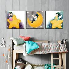 Aliexpresscom  Buy  Panels Decorative Canvas Painting Kids Room - Canvas paintings for kids rooms