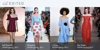 york u0027s big spring 2017 trends edited