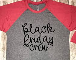 black friday t shirt red friday tshirt etsy
