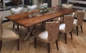 delightful ideas slab dining table ingenious contemporary rustic
