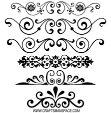 free decorative ornaments vector files clipart me