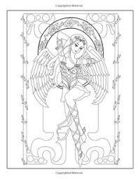 spellbinding images fantasy coloring book volume 3 nikki