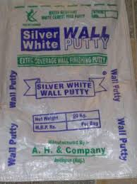 Wall Putty by Wall Putty Silver Wall Putty India Manufacturer Cement