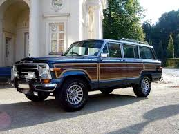 1988 jeep wagoneer jeep grand wagoneer questions dear friends i write from italy i
