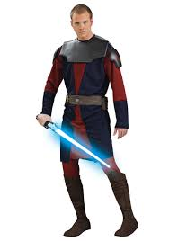 deluxe anakin skywalker costume star wars halloween costumes