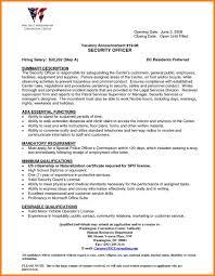 security guard resume security guard resume format resume exles