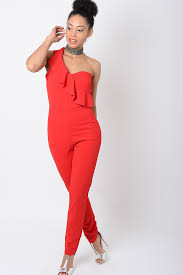 stylish jumpsuits stylish one shoulder jumpsuit stylish clothes evening jumpsuits