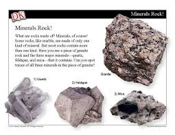 51 best rocks and minerals activities and worksheets images on