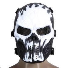 Skeleton Mask Skull Mask Ebay