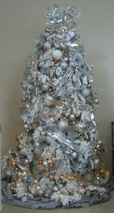 Frosted Christmas Tree Sale - 39 best christmas tree deco images on pinterest flocked