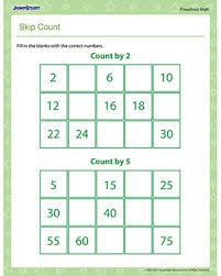 2nd grade skip counting worksheets worksheets