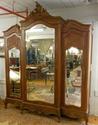 Furniture Design For Bedroom Wardrobe Bedroom Stunning Mirrored Armoire Wardrobe For Best Home
