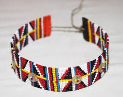 collar necklace sale images African maasai masai beaded ethnic tribal choker necklace jewelry jpg