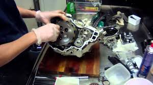 ktm 250 sxf engine rebuild youtube