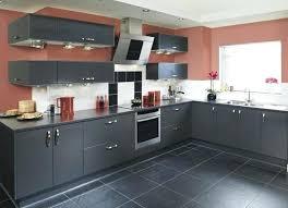 peinture cuisine gris idee peinture cuisine grise facade cuisine gris anthracite et