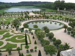 the wonderful gardens of the palace were designed by andré le