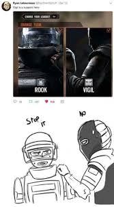 An Hero Meme - vigil is a support hero meme xyz