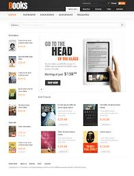 templates for bookshop page 6 website templates books custom website template books