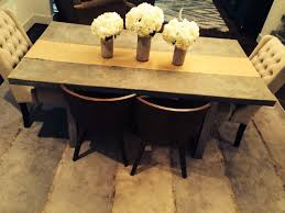 trend concrete dining room table 38 for unique dining tables with